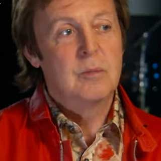 Paul McCartney on Meditation